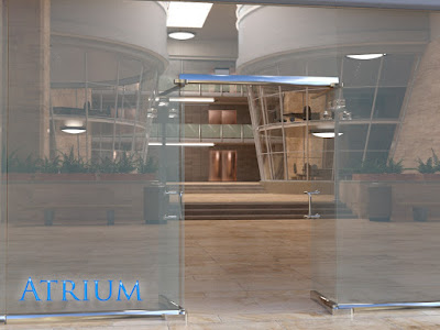 1stBastion's Atrium