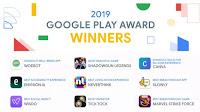 Vincitori Google Play Award 2019 con le app Android più originali e sociali