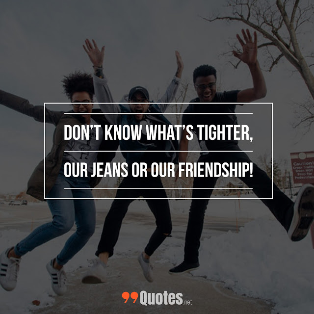 short funny quotes about friendship