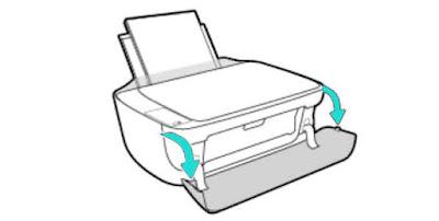 Cambiar cartuchos impresora HP Deskjet 3630