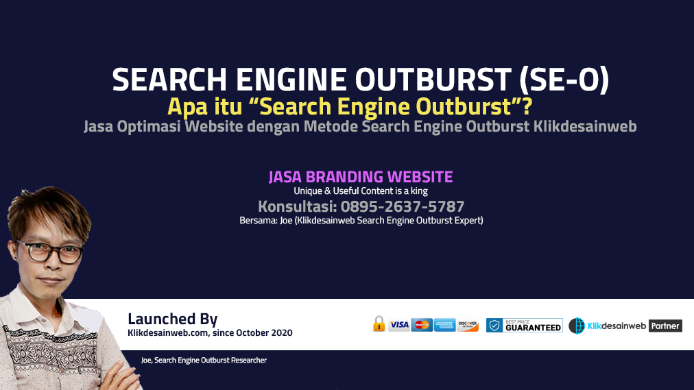 search engine outburst,jasa seo,jasa konsultan seo