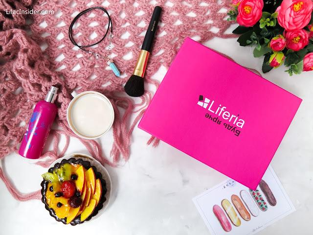 Обзор отзывы свотчи состав и цена коробочки Liferia МАРТ 2017