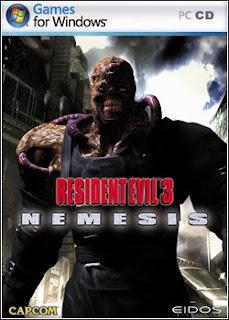 Resident Evil 3 Nemesis (PC) 2000