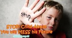 Say No Kekerasaan Pada Anak