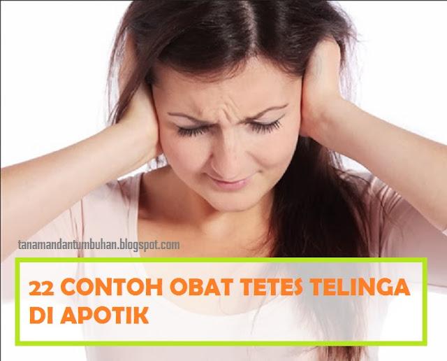 Obat Tetes Telinga Yang Ada Di Apotik