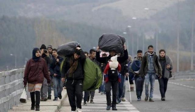 Οι μετανάστες θα επιλέγουν τη χώρα που δεν θα πάνε!
