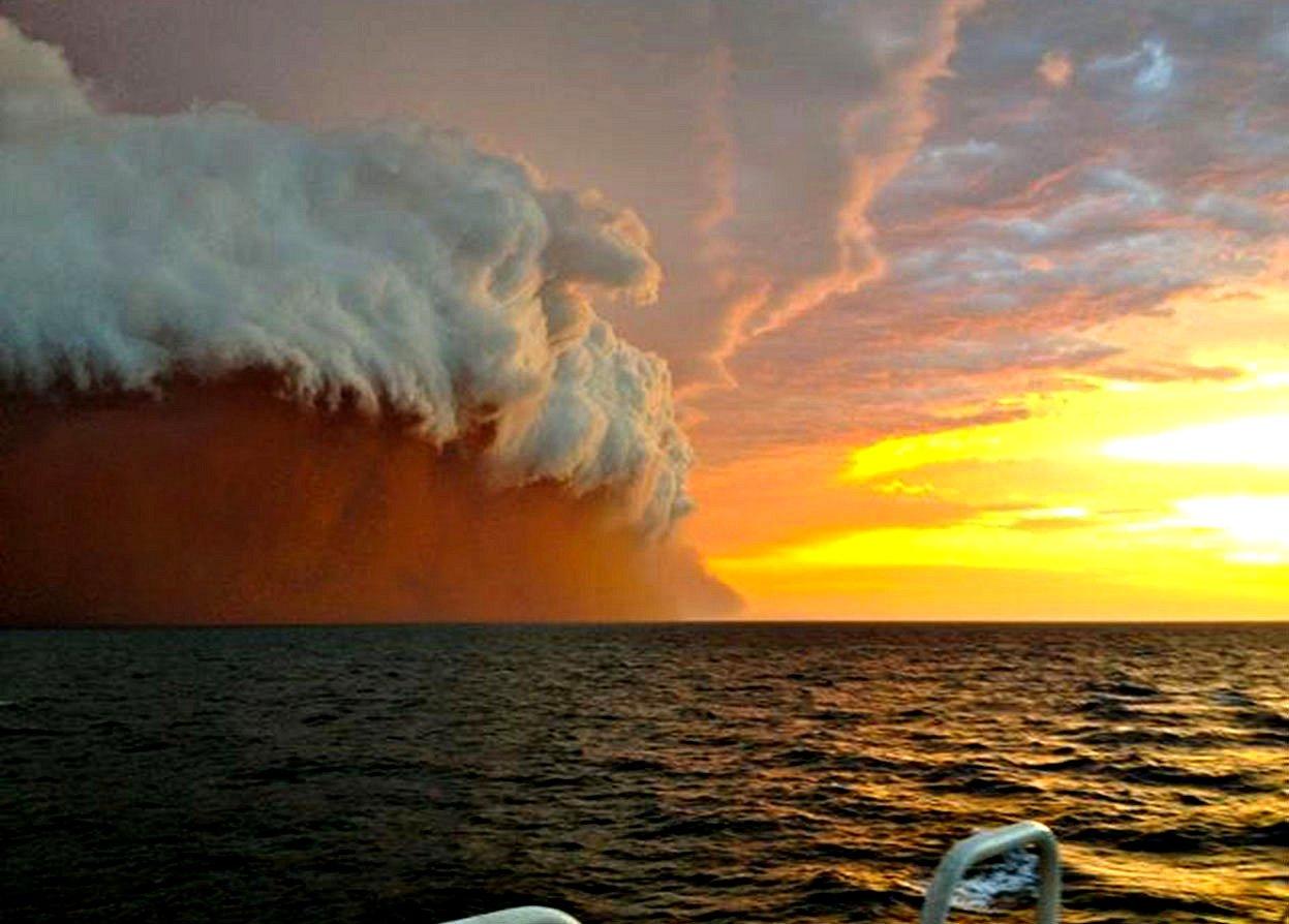 Haboob Australia