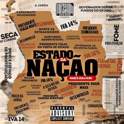 Naice Zulo & BC – Lamento da Paulinha (Rap) Download Mp3