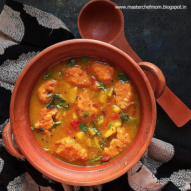 Bengali Chapor Ghonto Recipe