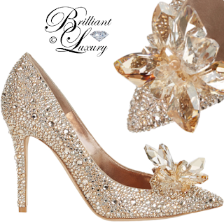 Brilliant Luxury ♦ Jimmy Choo ~ leave a little sparkle wherever you go