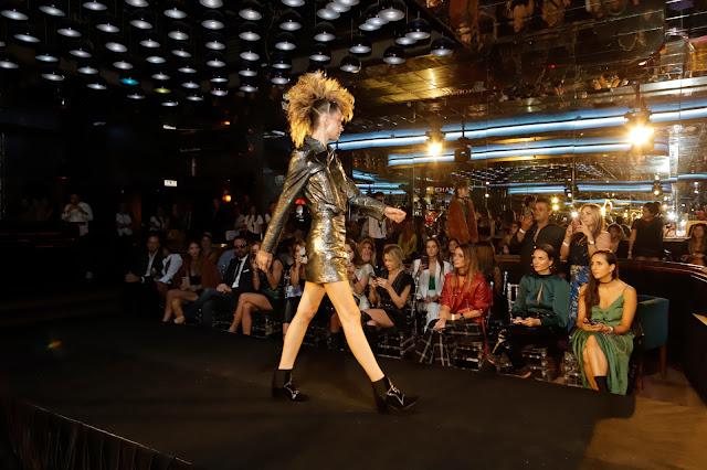 ropa de cuero, joanna braun, como vestir ropa de cuero, desfile, look, estilo, july latorre, asesora de imagen, pantalon de cuero, chaqueta de cuero, vestido de cuero, fashion, moda