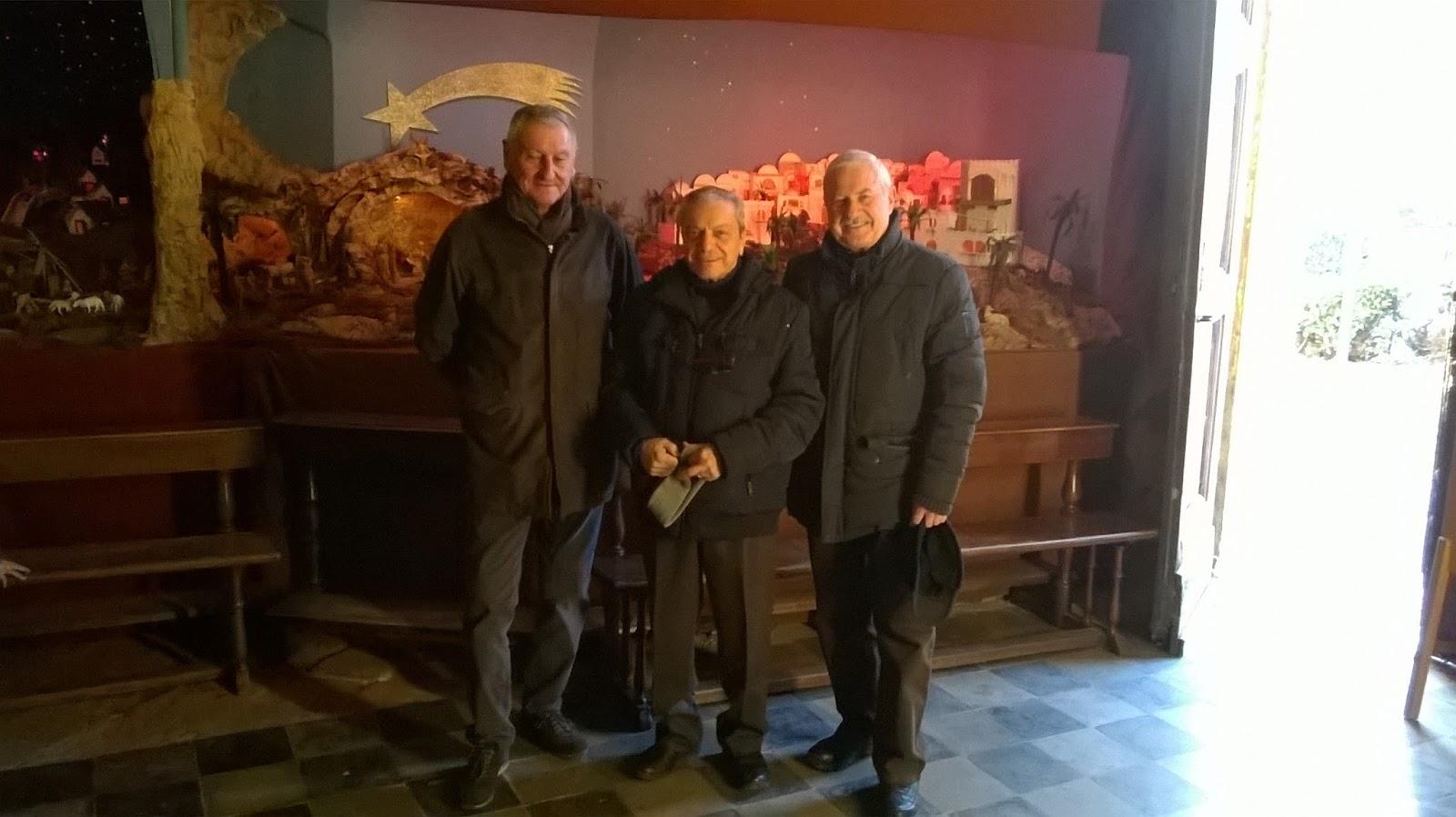 d92d10b817 Borgaro – Inaugurato il Presepe Meccanico nella Cappella dei Ss Cosma e  Damiano.