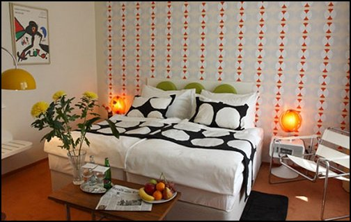Decorating Theme Bedrooms Maries Manor Retro Mod Style