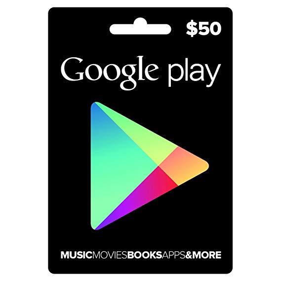Cara Hack Gift Card 50$ Di Google Play Stor Temukan