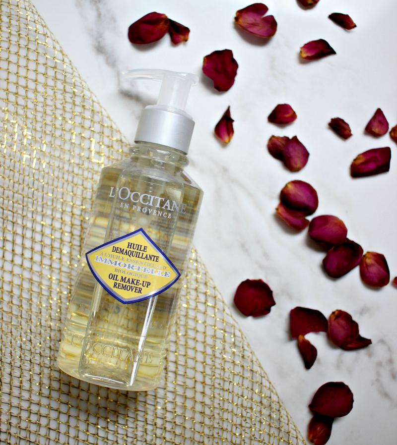L'Occitane Immortelle ulje za skidanje šminke