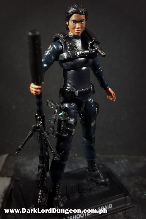 "GI Joe Jodie ""Shooter"" Craig Review"