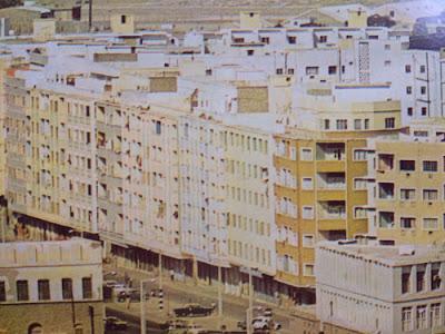 Foto suasana kota Aden Ibu kota Yaman selatan