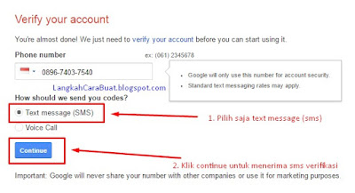 cara bikin email di google