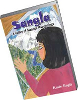 Books: Sangla: A Valley of Strange Happenings by Katie Bagli (Age: 8+ years)