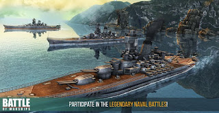 Battle of Warships Mod Apk v1.28 Mega Mod Unlocked