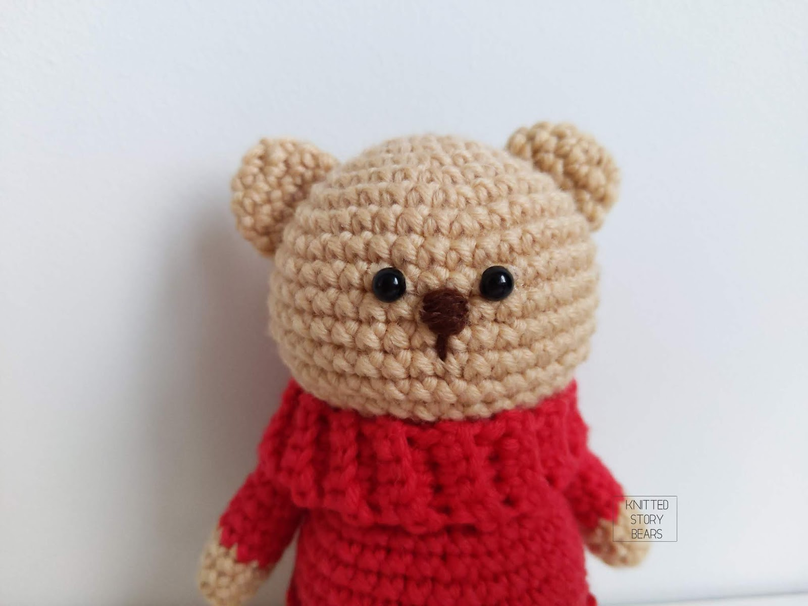 20+ Free Crochet Teddy Bear Patterns ⋆ Crochet Kingdom | 1200x1600