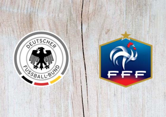 Germany vs France Full Match & Highlights 06 September 2018