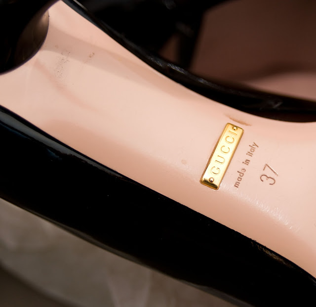 oryginalne buty Gucci jak wyglądają, fake vs real