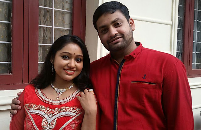 Actress Meghna Vincent marriage
