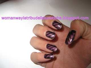 Magnetic Nail Art Kit viola