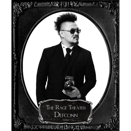 Defconn – The Rage Theater (ITUNES MATCH AAC M4A)