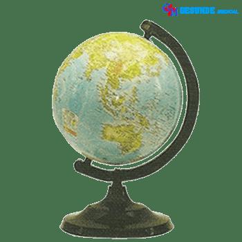 Bola Dunia Alat Sarana Pendidikan Dan Pembelajaran (Globe)