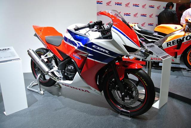 Review dan Harga Honda CBR 250cc
