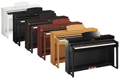 Thông tin chi tiết dòng đàn piano điện Yamaha Clavinova