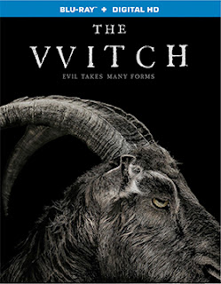 DVD & Blu-ray Release Report, The Witch, Ralph Tribbey