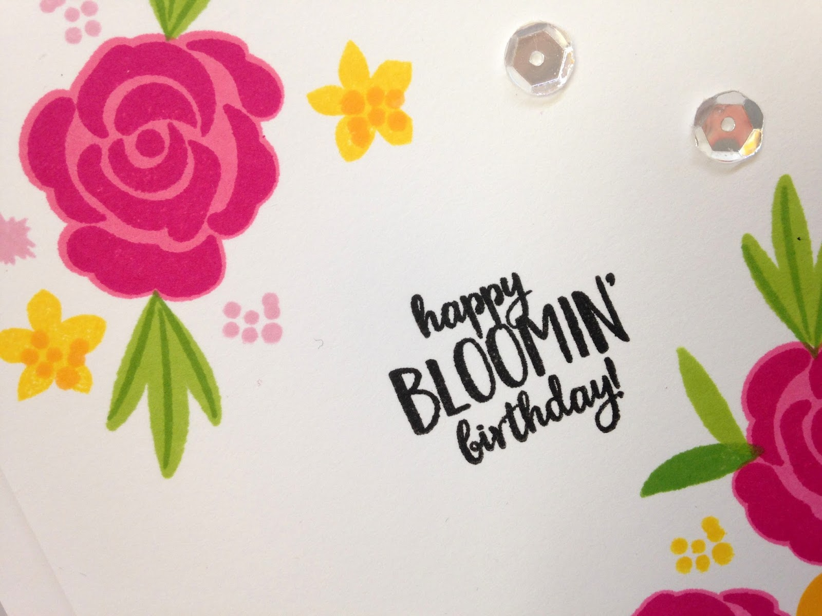 Hello....popping In Today With My Card For The New Challenge At Happy  Little Stampers CAS August 2017 The Theme Is Flowers. I Had The Chance To  Visit Joyce ...