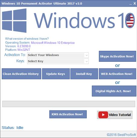 Windows 10 Permanent Activator Ultimate v2 1 | Atya2