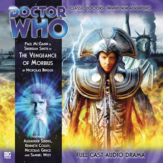 Doctor Who The Vengeance of Morbius