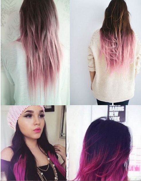 new hairstyle: 10 Pastel Hair Color Ideas for 2016