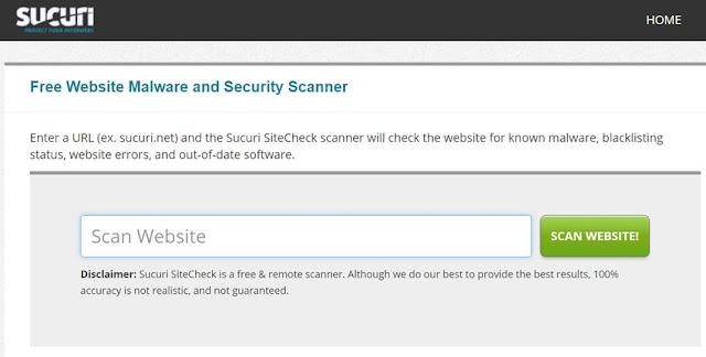 site-security-check-WordPress 被駭之後,收拾殘局全紀錄
