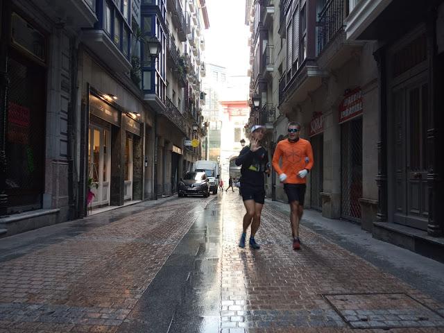 15 k running tour