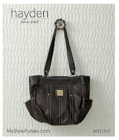 Miche Hayden Demi Shell - Black Purse