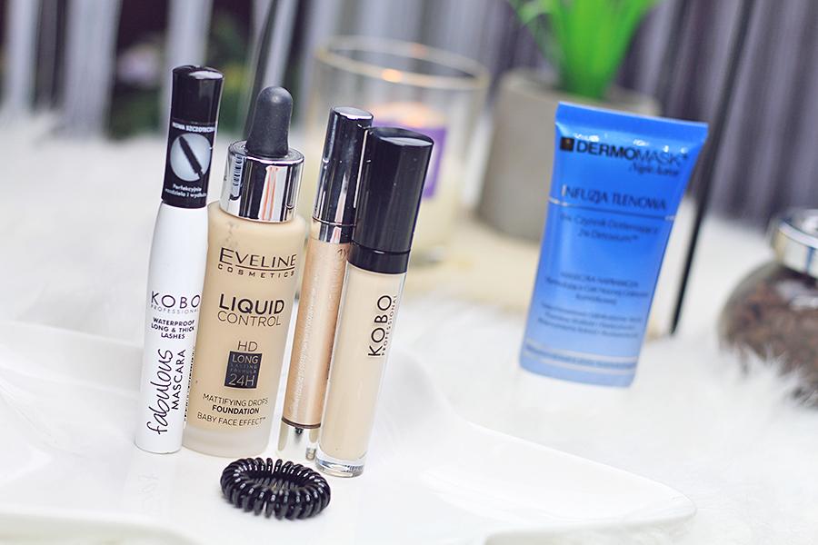 Nowości grudnia | Kolorówka i pielęgnacja: Purederm, L'biotica, Kobo Professional, Eveline Cosmetics, Catrice & Makeup Revolution