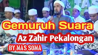 Lirik Gemuruh Suara Azzahir (Assholatuwassalam Versi Bhs Indonesia)