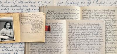 Diário de Anne Frank um fenômeno editorial