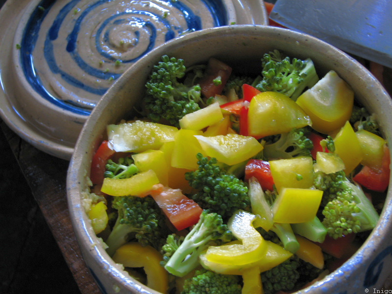 Chinese Food Brocolli Rewcipoe