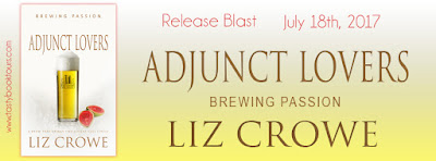 Release Blast & Giveaway: Adjunct Lovers by Liz Crowe
