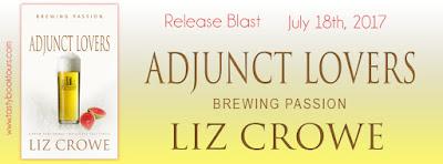 Release Blast & Giveaway:  Adjunct Lovers – Liz Crowe