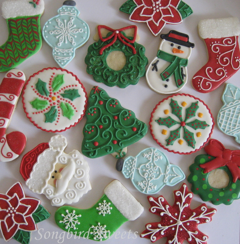 Songbird Sweets: Happy Holidays