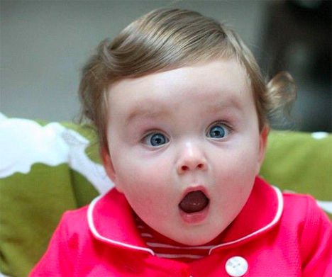Funny Baby Photos That Will Make You Laugh Out Loud ...  |Funny Baby Laughing Face