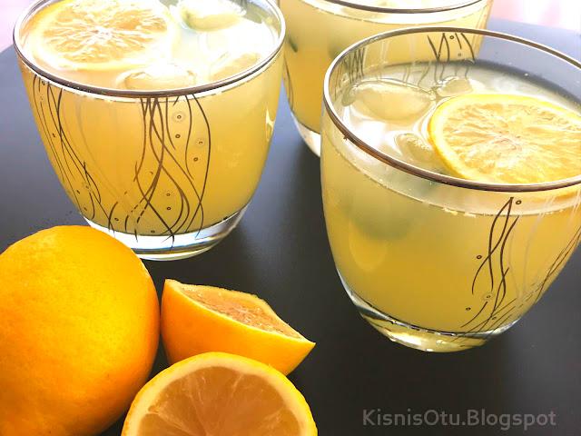 Zencefil, bal, limonata, limonata tarifleri, tarifler, tarifi,limonata tarifi,
